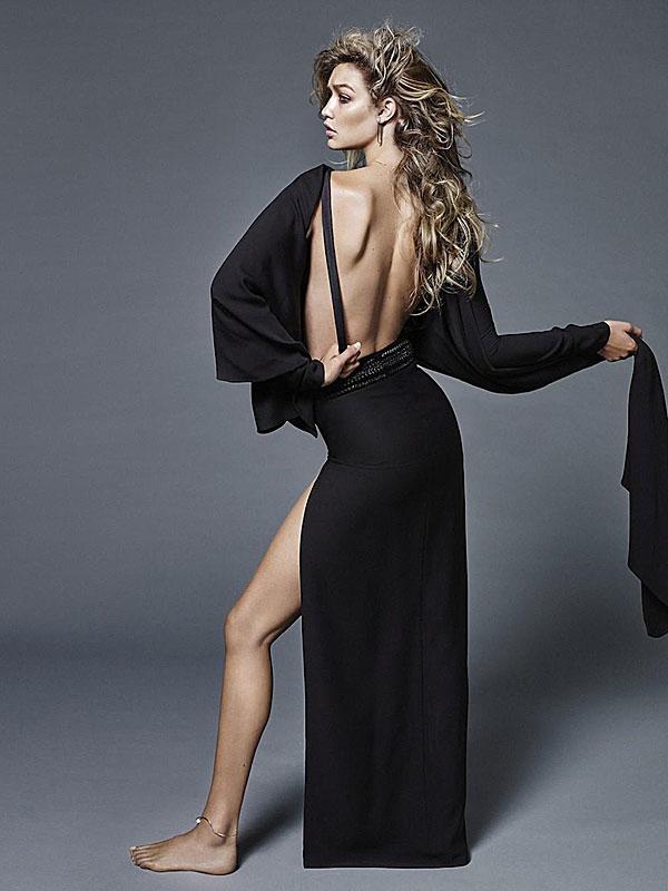 Gigi Hadid Vogue Netherlands
