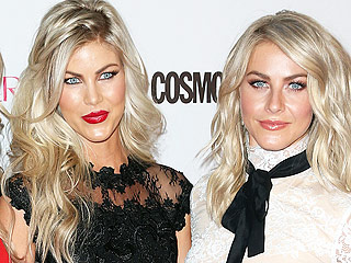 Sexy Sisters! Julianne Hough Steps Out in Style with Lookalike Siblings