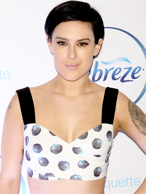 Rumer Willis hair New York Post
