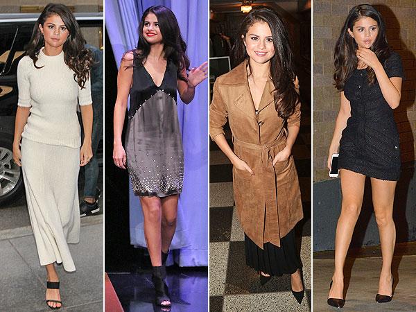Selena Gomez Performs New 'Revival' Single 'Same Old Love' on 'Fallon'