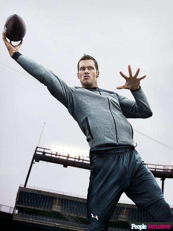 Tom Brady for TAG Heuer