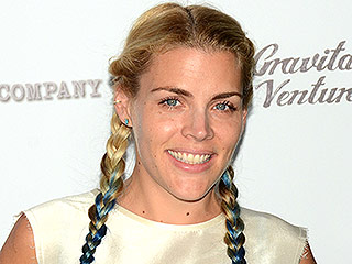 Busy Philipps' Daughter Is Not a Fan of Her Blue Hair: 'I Talked About It in Therapy'