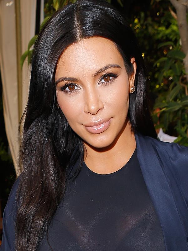 Kim Kardashian CFDA/Vogue Fashion Fund Sho