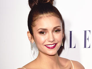 Here's Your Weekend Lipstick Inspiration, Courtesy of Nina Dobrev