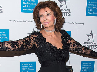 Sophia Loren, 81, on Plastic Surgery: 'You Can End Up Looking Worse'