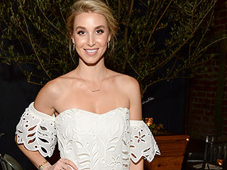 All About Whitney Port's Bridal Shower Look (Plus, Exclusive Details on Her Wedding Gown)