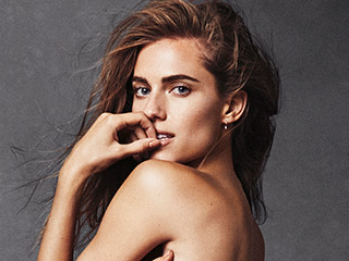Allison Williams Flaunts Abs in Topless Photos, Says Until Recently, 'Boyfriends Weren't Allowed to Touch' My Stomach