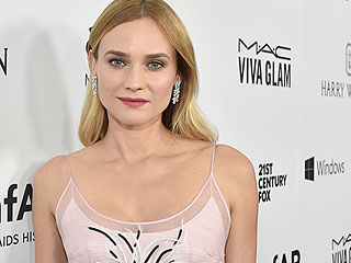 Diane Kruger's Recent Red Hair Was a (Kinda Hilarious) Accident