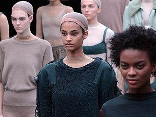 Kanye West's Yeezy Season 1 Line Nearly Sold Out, Ends Up on eBay