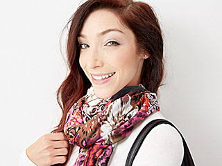 Olympian Meryl Davis Is Going for the Gold Again – but This Time, in Fashion Design!