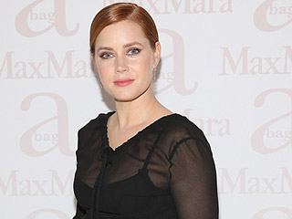 Amy Adams Finally Dishes on Her Wedding Dress!