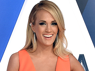 Carrie Underwood Promised  Tons of Bright Outfit Changes at the CMAs; So Far, So Good!