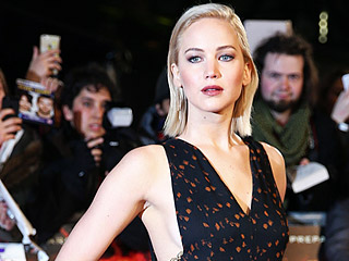 Sideboob Is Catching Fire! Jennifer Lawrence Dares to Bare (Again!) at Mockingjay: Part 2 London Premiere