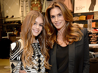 Cindy Crawford and Mini-Me Kaia Gerber Are Twinning in Balmain x H&M (and Their Outfits Are Already Sold Out!)