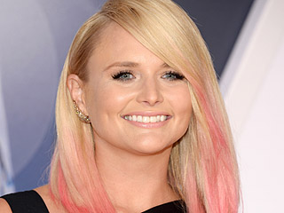 All the Exclusive Details on Miranda Lambert's New Pink Hair!