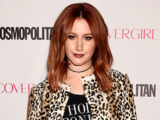 Ashley Tisdale Is a Brunette! 'There's a Bit of an Edge Now'