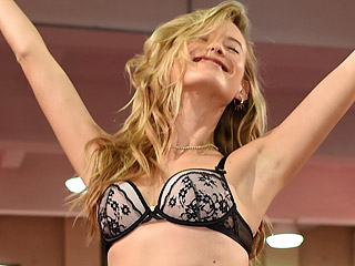 Victoria's Secret Fashion Show Exclusive: Behati Prinsloo, Gigi Hadid and More Angels Tell Us Their Beauty Secrets
