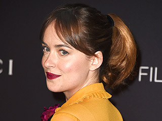 Pull Your Hair Back This Weekend! How to Recreate Dakota Johnson's Chic Ponytail