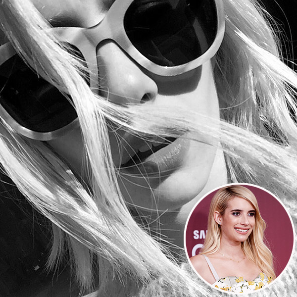 Emma Roberts hair changes Scream Queens