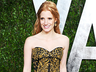 Jessica Chastain Reveals Her Favorite Red Carpet Dress of All Time