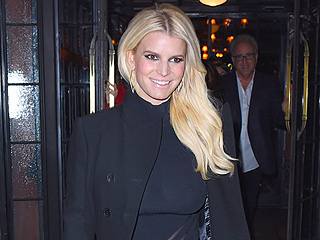 Jessica Simpson Goes Braless and Wears a Crop Top All in One Weekend: See Her Super-Sexy Looks!