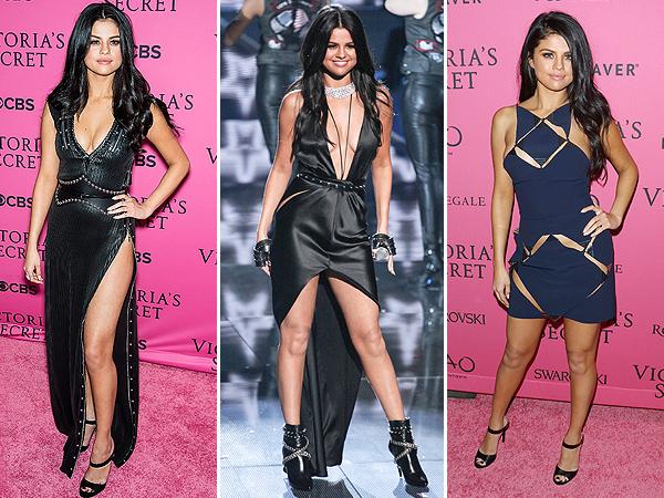 Selena Gomez Victoria's Secret Fashion Show