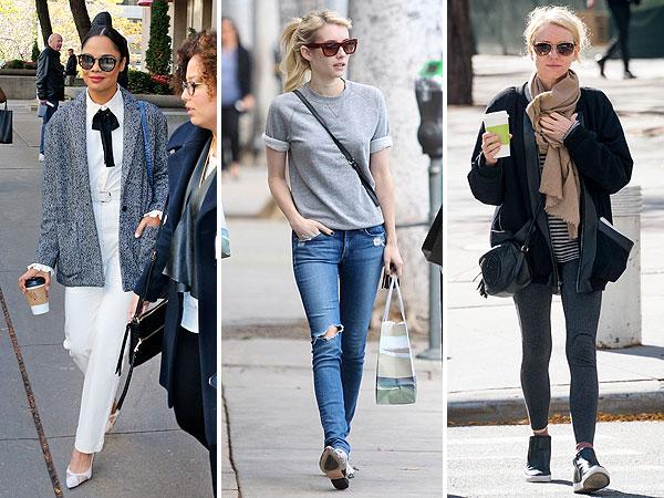 Tessa Thompson, Emma Roberts, Naomi Watts