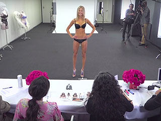 Tears and Triumph! Inside the Very Emotional Victoria's Secret Fashion Show Casting Calls