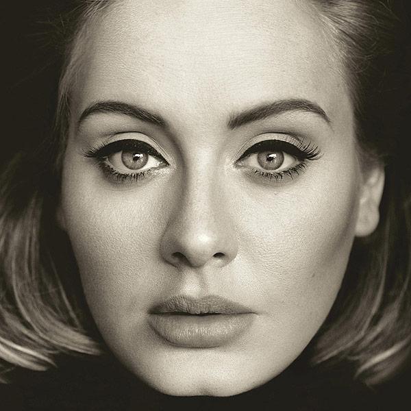 Adele album art