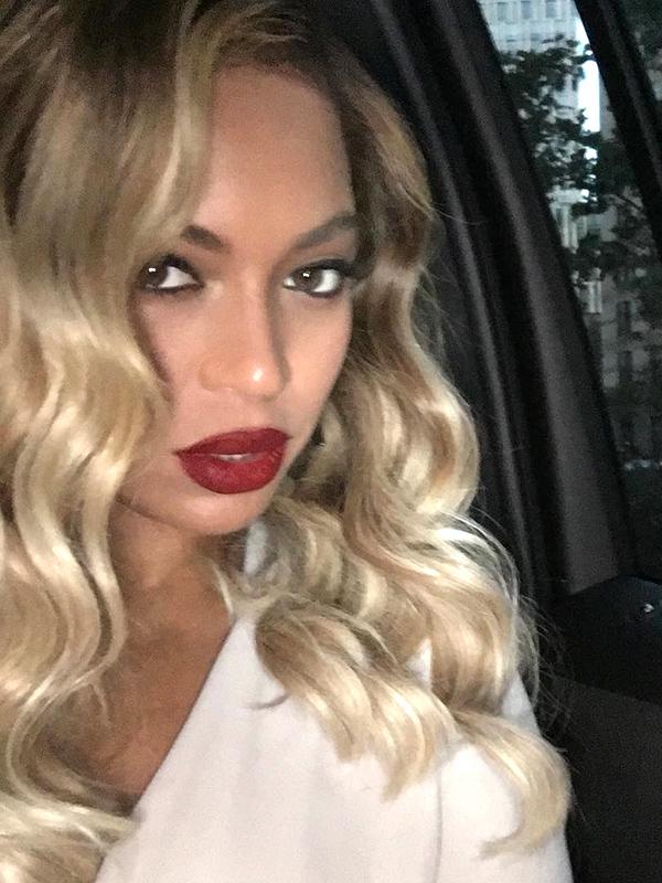 Beyonce Platinum