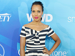 Kerry Washington Loves Scandal Costume Designer Lyn Paolo So Much She Has Her Dress Her Daughter