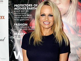 Pamela Anderson's Vegan Boots Are Made Out of Recycled TV Screens: 'They're Compassionate and Sexy'
