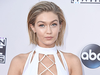 Gigi Goes Short, Kylie Goes Leather and Gwen Goes Sheer: The Must-See Looks from Last Night's AMAs