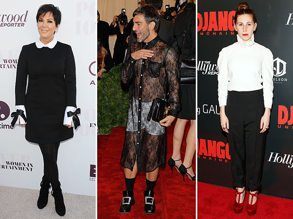 Kris Jenner Marc Jacobs Zosie Mamet Pilgrim Style