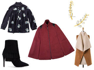 5 Things to Wear on Thanksgiving That Have No Bearing on Your Waist Line (Phew!)