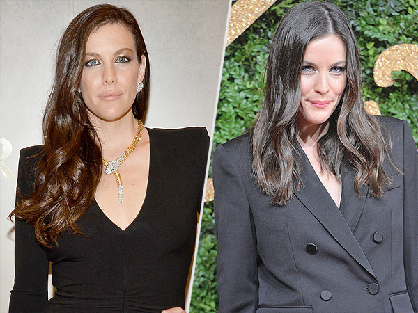 Liv Tyler haircut