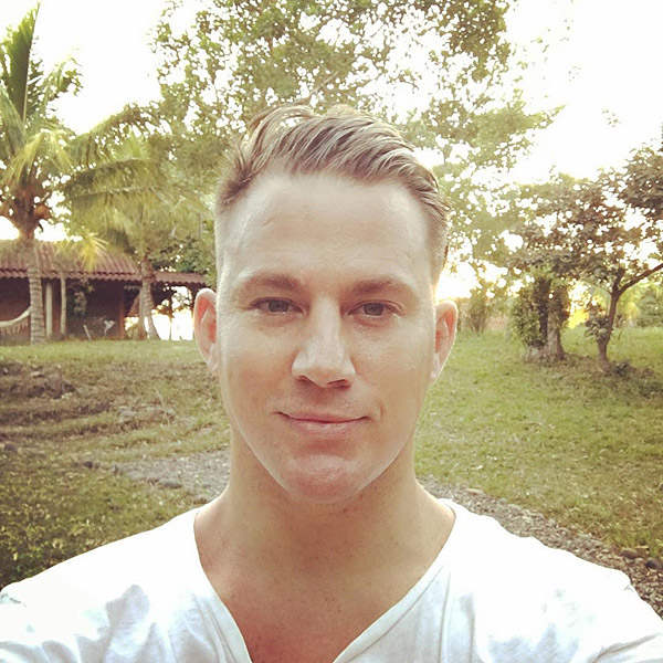 Channing Tatum Went Blonde! – Style News - StyleWatch - People.com