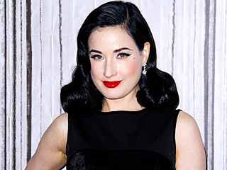 Dita Von Teese Says Waist-Training Celebs Like the Kardashians are 'Like the Blind Leading the Blind'