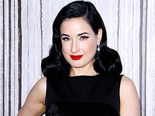 Dita Von Teese Wasn't Throwing Shade at the Kardashians' Waist-Training Ways: 'I'm Crazy About Kim'