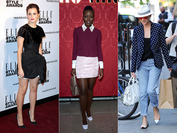Archive charity style news stylewatch for Famous people closets