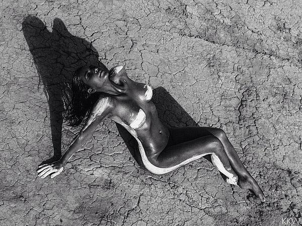 Kim Kardashian nude shoot
