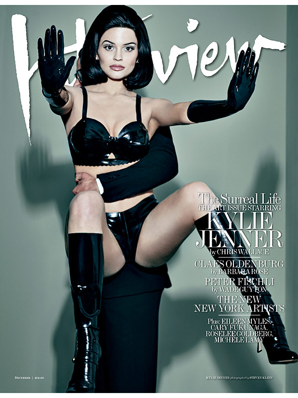 Kylie Jenner Interview magazine
