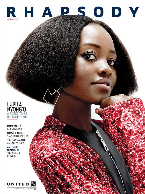Lupita Nyong'o Rhapsody
