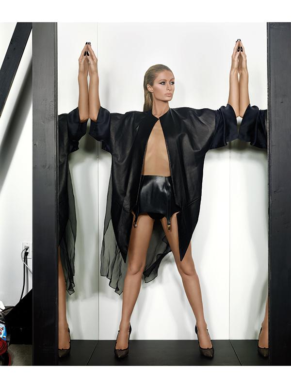 Paris Hilton Paper magazine