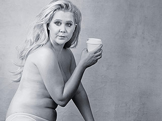 'I've Never Felt More Beautiful': Amy Schumer Bares Almost All as She Becomes a Pirelli Model