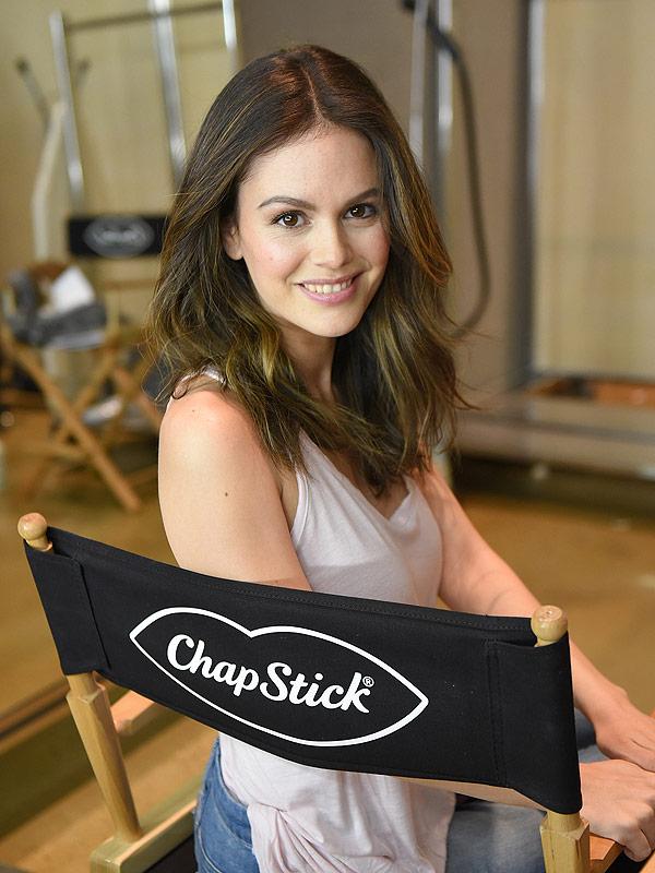 Rachel Bilson Chapstick