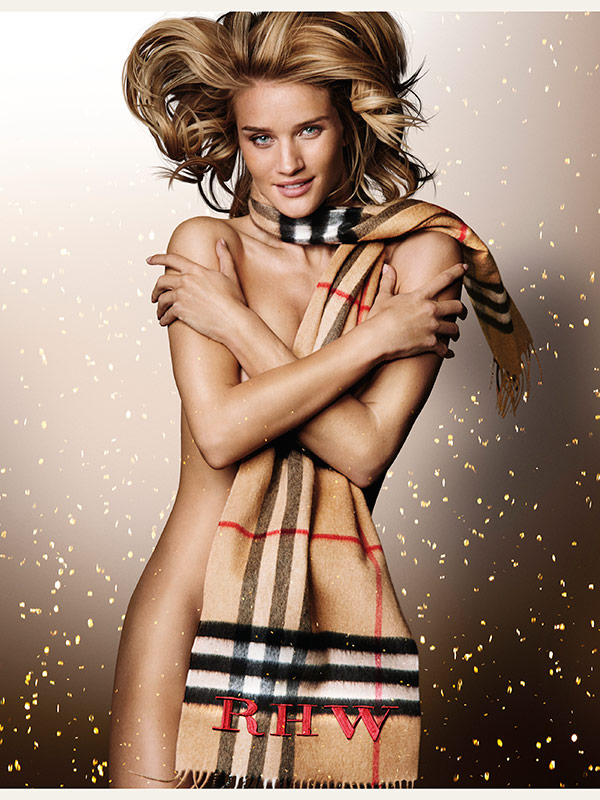 Rosie Huntington-Whiteley naked
