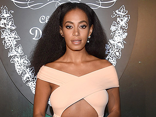 Solange Knowles Totally Called Pantone's Color of the Year (Just Look at Her Sexy Rose Quartz Jumpsuit)
