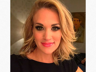 Carrie Underwood Cut Her Hair! See Her Cute New Shoulder-Grazing 'Lob'