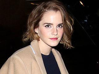 Bob Brigade! Emma Watson Has a Short New Haircut